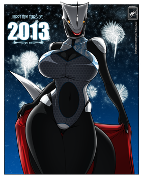 Happy New Years from Angela -45 by wsache007