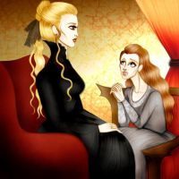 Game of Thrones - Sansa IV. by Hed-ush