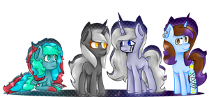nerds i met on DA by theawesomeeleanor