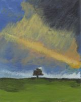 Tree Painting by PropaGandhi101