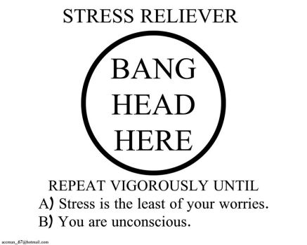 Self Help For Stress by aceman67