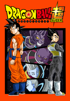 Dragon Ball Super New cover chapter 5 by ChibiDamZ