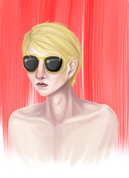 :homestuck: Dave Strider by Pancake-fairy
