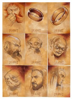 The Hobbit: An Unexpected Journey (part 4) by studiomia