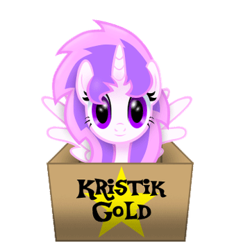 Kristik Gold (In a box #29) by Sedrice