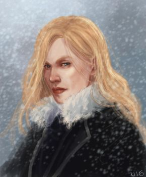 The Ice Queen by A6A7