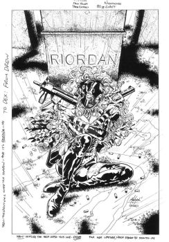 Nightwing 80-pg. Giant #1 by DrewGeraci