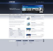 Web Software Company Web 2.0 by Nas-wd