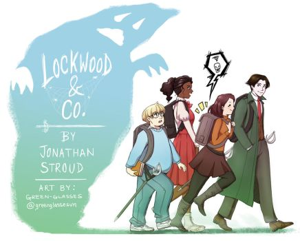 Lockwood and Co. by greenglassesgirl