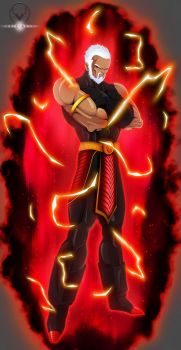 DAJJAL SUPER SAIYAN-NEGA by ERIC-ARTS-inc
