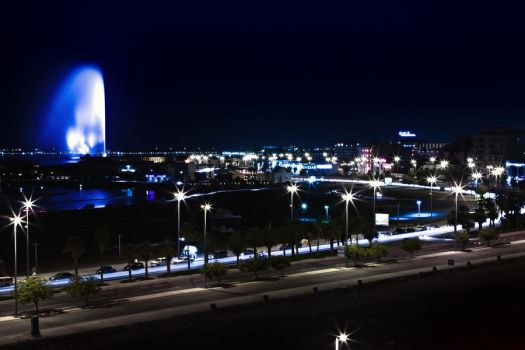 Jeddah City.. Corniche by Ezzo18channel