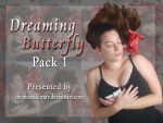 Dreaming Butterfly Pack 1 by themuseslibrary