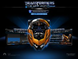 Transformers Skin by seanking