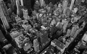 Down on NYC Wallpaper by lowjacker