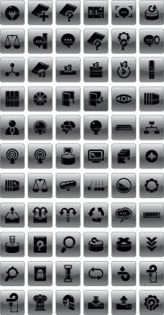 Icons for Ebay by lemetriss