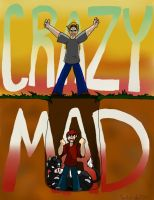 AH: Team Crazy Mad by SaintsSister47