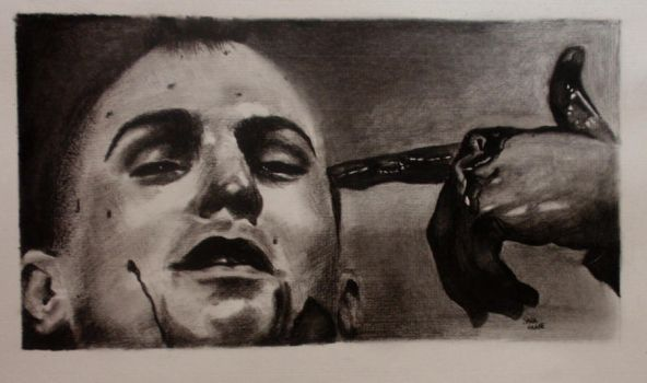 travisbickle by Contrapposto
