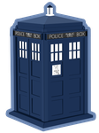 Vector TARDIS by Maggirl93