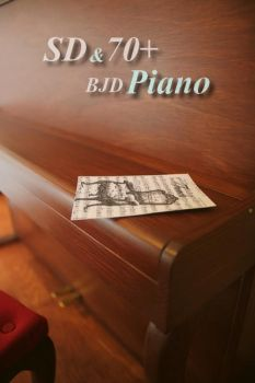 BJD Piano SD and 70cm doll size by Rosen-Garden