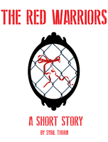 The Red Warriors - inner title page by SybilThorn