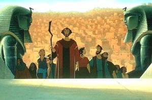 1001 Animations: The Prince of Egypt by Regulas314