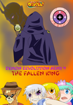 Golden Gash!!: DRA2 - The Fallen King (cover art) by TDPNeji