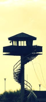 Watch Tower by roxerg