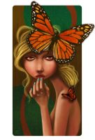 Butterflies by CrystalWallLancaster