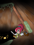 -AT- Sona's Dungeon Danger by ProjectHazoid