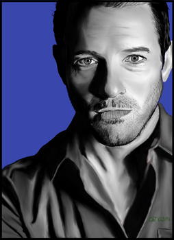 Ian Bohen by marvellous-monkey