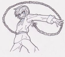 Kurapica: Chain of Truth by ChibbyLink