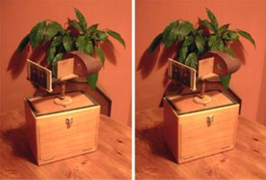 The Stereoscope in glorious 3D by Carl-Seager