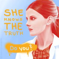 She knows the TRUTH. Do you? by Ashqtara