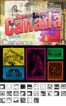 Stamps from Canada by pstutorialsws