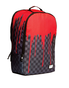 Bloody luie Backpack by Ink-Lab-Graphix