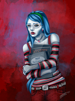 Ghoulia Yelps by tbdoll