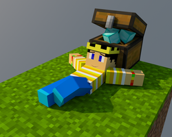 Chill on Skyblock! (Morning Ver.) by CraftMeJason