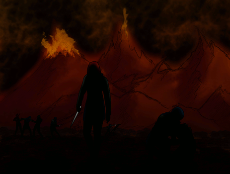 The Raid on Hell (Animated) by constantron