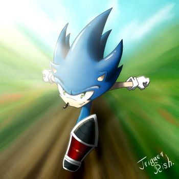 Collab: Sonic Run oO by CIS-Trigger