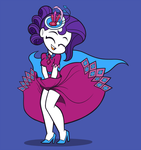 Rarity Monroe by Khuzang