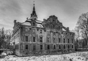 Mysterious Mansion II by AbandonedZone