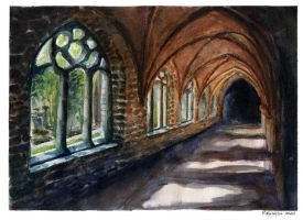 Cloisters by ArtCeltGallery