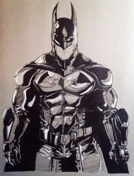 Batman by Hennesses
