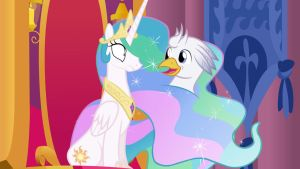 After the Fact: Celestia Centerpoints by MLP-Silver-Quill