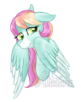 Songbird bust by Aledera