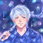 Commission : Jack Frost by Hana--bee