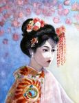 Japanese Beauty by milbisous