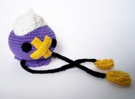 Adopt a plush - Crochet Drifloon! by fluorescentspace