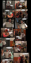 Dire Straits- Page 50 [CHAPTER END] by kittin12376
