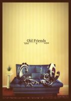 Old Friends by kybel